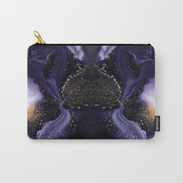 Flow I Abstract Carry-All Pouch