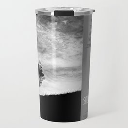 Henry David Thoreau - Solitude Travel Mug
