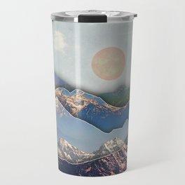 Rolling Mountains Travel Mug