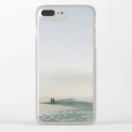 Infinitudes Clear iPhone Case