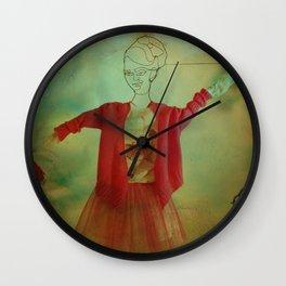 Street Dancer Wall Clock