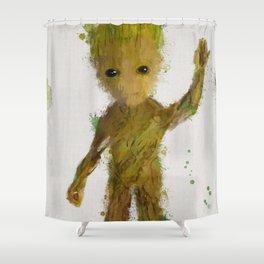 I AM Groo... Shower Curtain