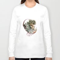 will graham Long Sleeve T-shirts featuring Hannibal - Will Graham by Caeruls