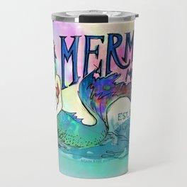 Mermaid Motel Travel Mug