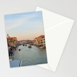 Venetian Afternoons Stationery Cards