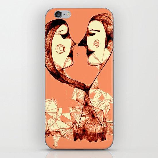 web of love iPhone & iPod Skin