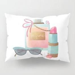 Beauty and Glam Pillow Sham