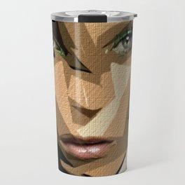 Female Expressions XLIV Travel Mug
