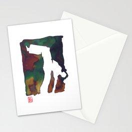 Capoeira 424 Stationery Cards