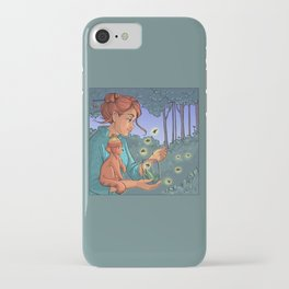 August iPhone Case