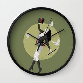 Zatanna  Wall Clock