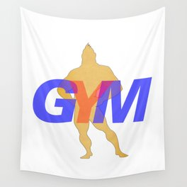 GYM Man 2 Wall Tapestry