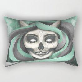 Lady Hades Rectangular Pillow