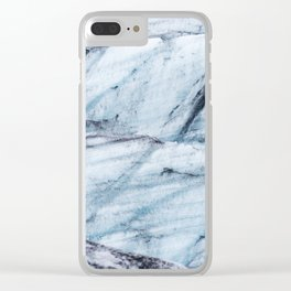 Ice Ice Baby Clear iPhone Case