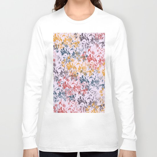 Pattern 64 Long Sleeve T-shirt