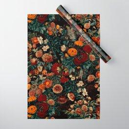 EXOTIC GARDEN - NIGHT XXI Wrapping Paper