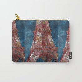Eiffel Tower by Lu Carry-All Pouch