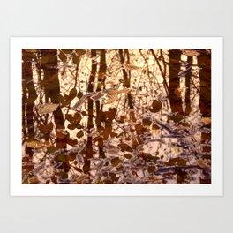 swamp II Art Print