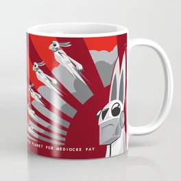 The Drove Propaganda  Coffee Mug