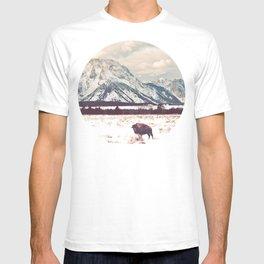 Bison & Tetons T-shirt