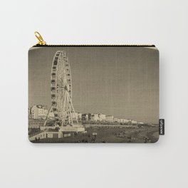 Ferris Wheel at Brighton, UK Carry-All Pouch