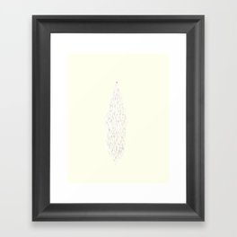 Pods Framed Art Print