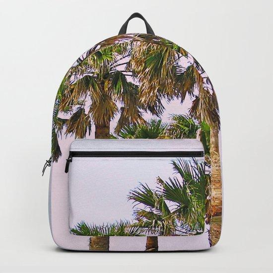 Vacay || #society6 #decor #buyart Backpack