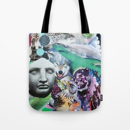 Emerald Empire Tote Bag