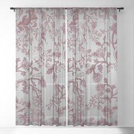 Old fashioned Sheer Curtain
