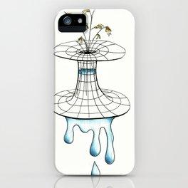 worm vase iPhone Case