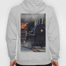 The Rail Yard  -  Steam Train Hoody