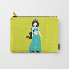 Jasmine from Aladdin Disney Princess Carry-All Pouch