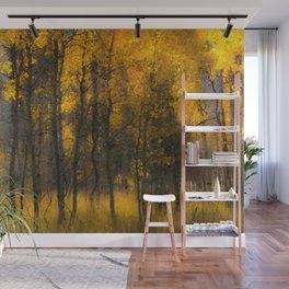 Golden Aspens, Colorado Wall Mural