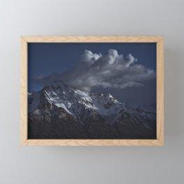The Climb Framed Mini Art Print