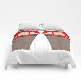 Lingeramas - Sexy Red Lingerie Legging Pajamas Comforters