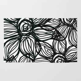 squiggly rugs society6