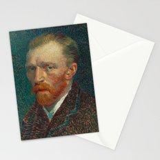 Vincent Van Gogh Self-Portrait Stationery Cards