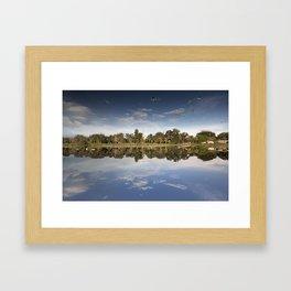 Perfect Reflection Framed Art Print