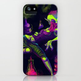 """The """"Young"""" Alchemist iPhone Case"""