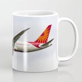 Air India Boeing 787 Coffee Mug
