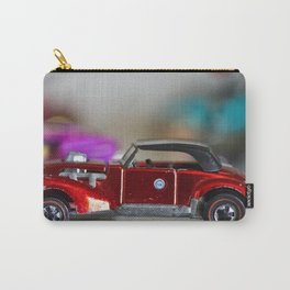Vintage cars make me smile  Carry-All Pouch