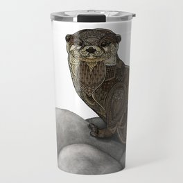 Otter Travel Mug