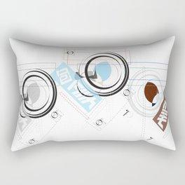 .signature Rectangular Pillow