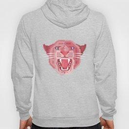 Pink Panther Pattern Hoody