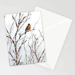 Harbinger of Spring Stationery Cards
