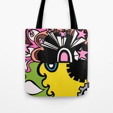 OPEN the PINK DOORWAY to YOUR MIND Tote Bag
