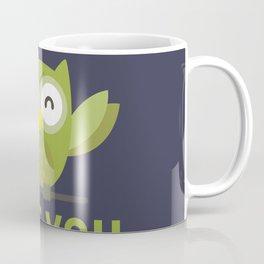 Owl Loves You Always Coffee Mug