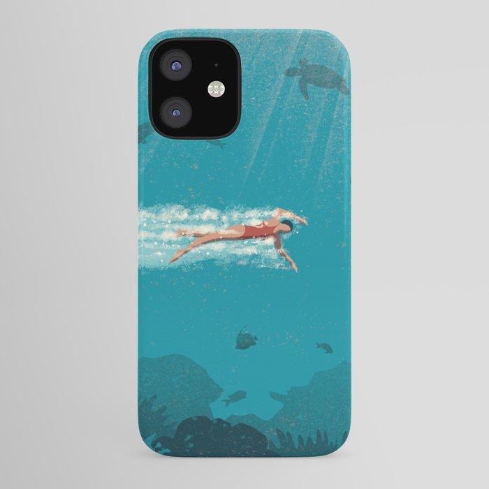 Comfort Zone iPhone Case