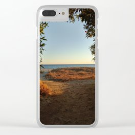 Natures Gatway To Peace Clear iPhone Case