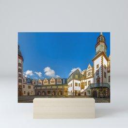 Amazingly Romantic Fairytale Castle Schloss Weilburg Hesse Germany Europe Ultra HD Mini Art Print